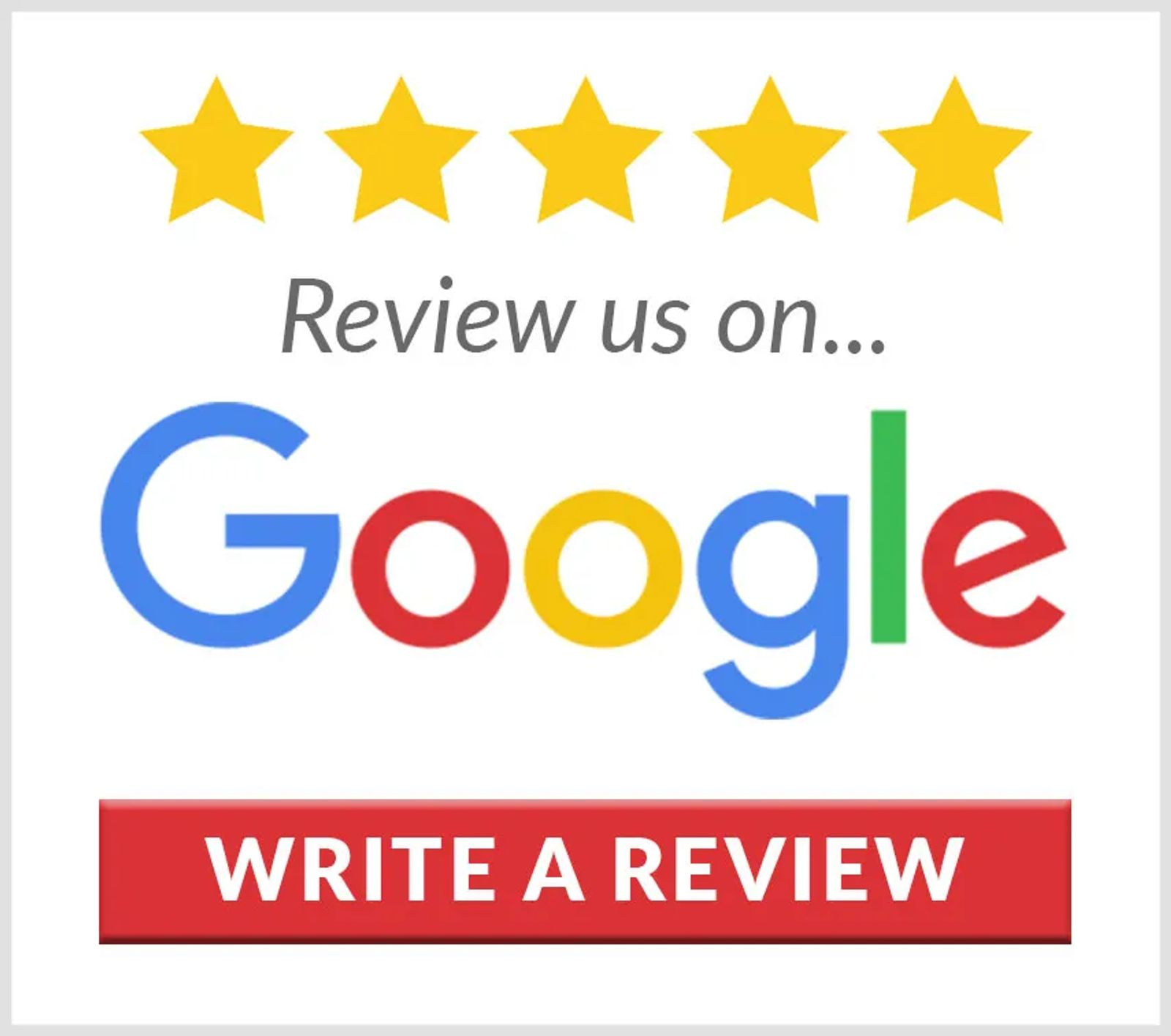 Review Brighten Inc. on Google